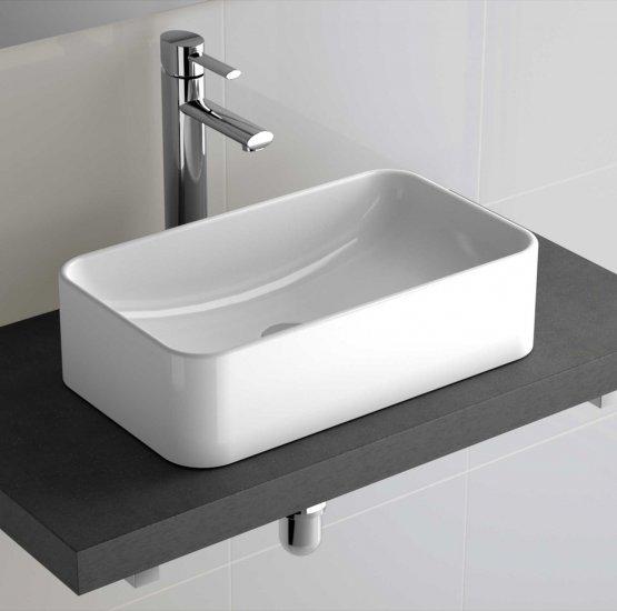 Aufsatzwaschbecken - Salgar Sensation - Klicken Sie auf das Bild um die Galerie zu öffnen