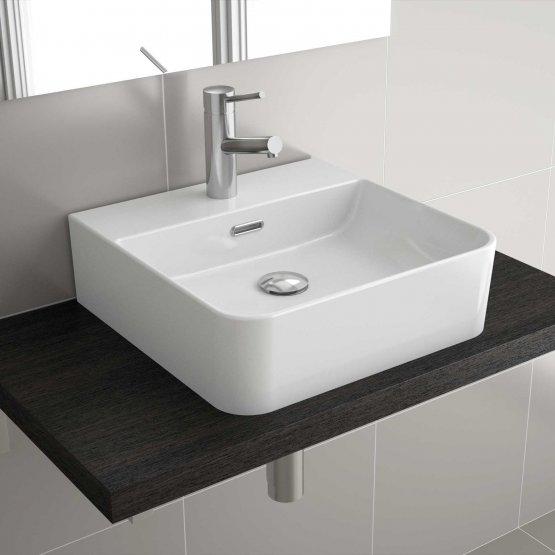 Aufsatzwaschbecken - Salgar Tento 500 - Klicken Sie auf das Bild um die Galerie zu öffnen