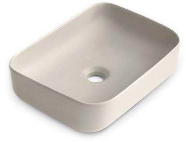 Aufsatzwaschbecken - Bathco Dinan 50 Cru - Klicken Sie auf das Bild um die Galerie zu öffnen