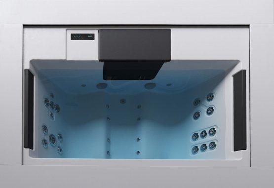 Aussenwhirlpool - AquaVia Spa Home Spa - Klicken Sie auf das Bild um die Galerie zu öffnen