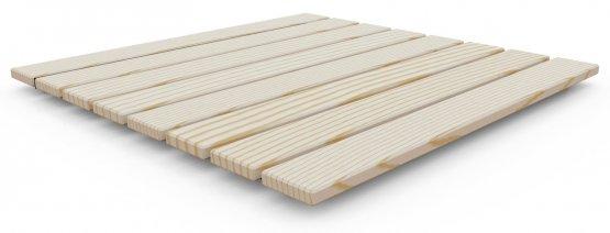 Bodenplatte - Arkema Ecowood - Klicken Sie auf das Bild um die Galerie zu öffnen