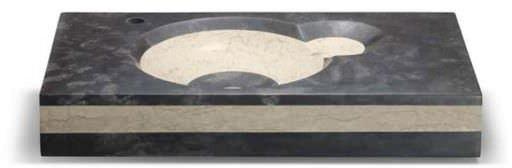 Aufsatzwaschbecken - Bathco Aros - Klicken Sie auf das Bild um die Galerie zu öffnen