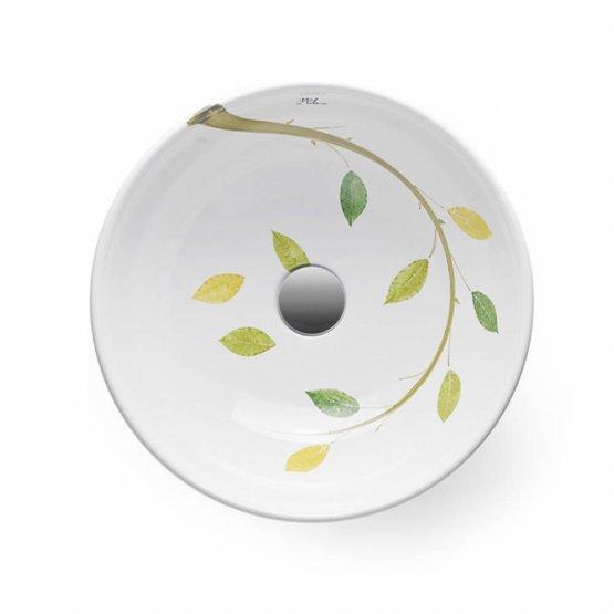Aufsatzwaschbecken - Bathco Aire I - Klicken Sie auf das Bild um die Galerie zu öffnen