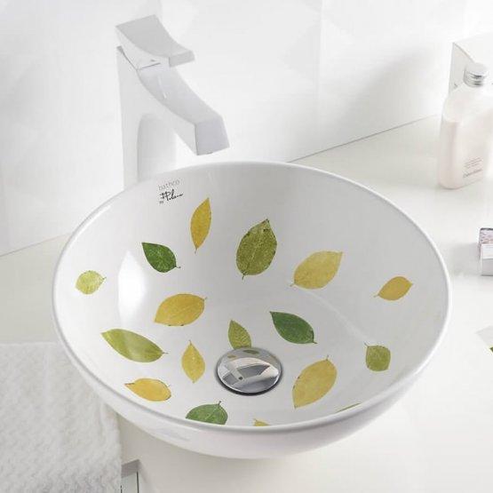 Aufsatzwaschbecken - Bathco Aire II - Klicken Sie auf das Bild um die Galerie zu öffnen