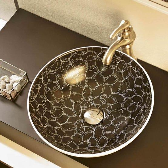 Aufsatzwaschbecken - Bathco Bulla - Klicken Sie auf das Bild um die Galerie zu öffnen