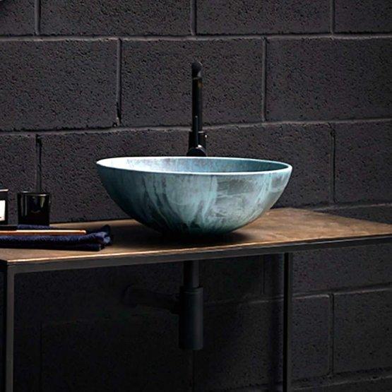 Aufsatzwaschbecken - Bathco Oxido - Klicken Sie auf das Bild um die Galerie zu öffnen