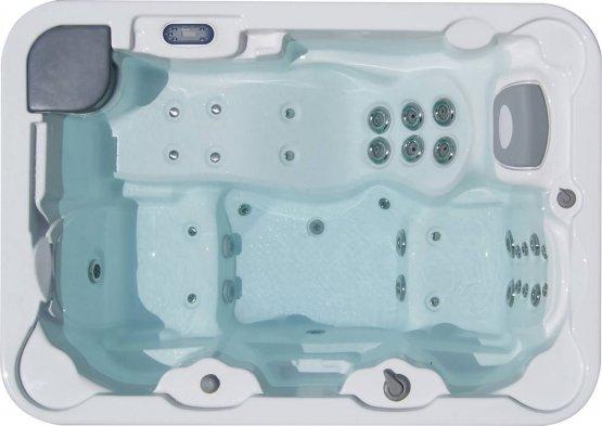 Aussenwhirlpool - AquaVia Spa Aqualife 3 - Klicken Sie auf das Bild um die Galerie zu öffnen