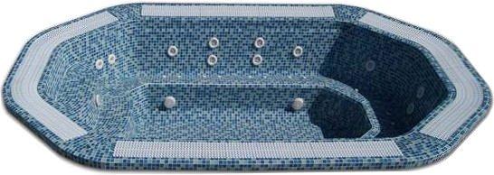 Aussenwhirlpool - AquaVia Spa Spa Hawai - Klicken Sie auf das Bild um die Galerie zu öffnen