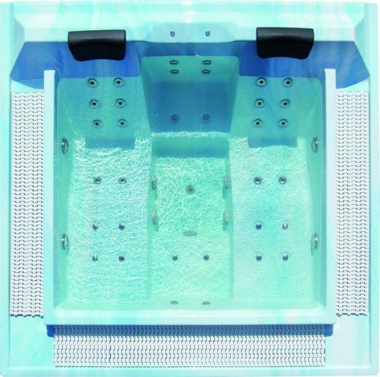 Aussenwhirlpool - AquaVia Spa Spa Ibiza  - Klicken Sie auf das Bild um die Galerie zu öffnen