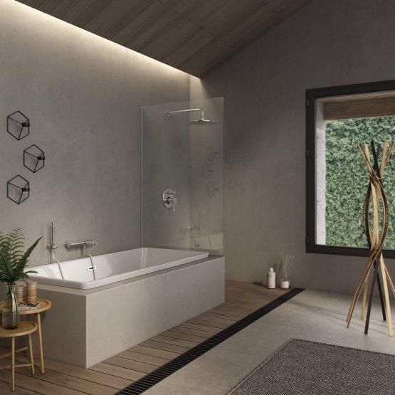 Badewanne - b10 Kube - Klicken Sie auf das Bild um die Galerie zu öffnen