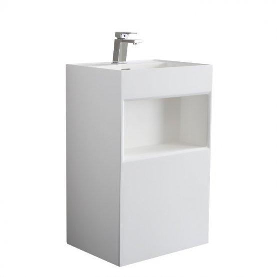 Standwaschbecken - StoneArt LZ517 - Klicken Sie auf das Bild um die Galerie zu öffnen