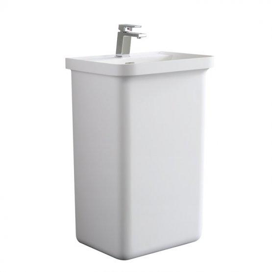 Standwaschbecken - StoneArt LZ518 - Klicken Sie auf das Bild um die Galerie zu öffnen