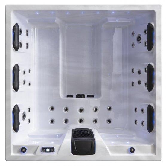Aussenwhirlpool - AWT IN 407 Eco - Klicken Sie auf das Bild um die Galerie zu öffnen