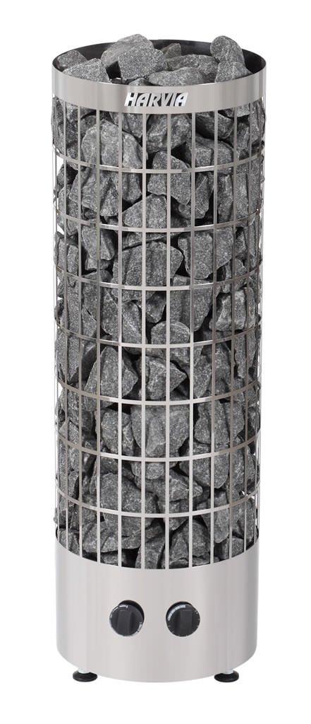 Saunaofen - Harvia Cilindro PC70 - Klicken Sie auf das Bild um die Galerie zu öffnen