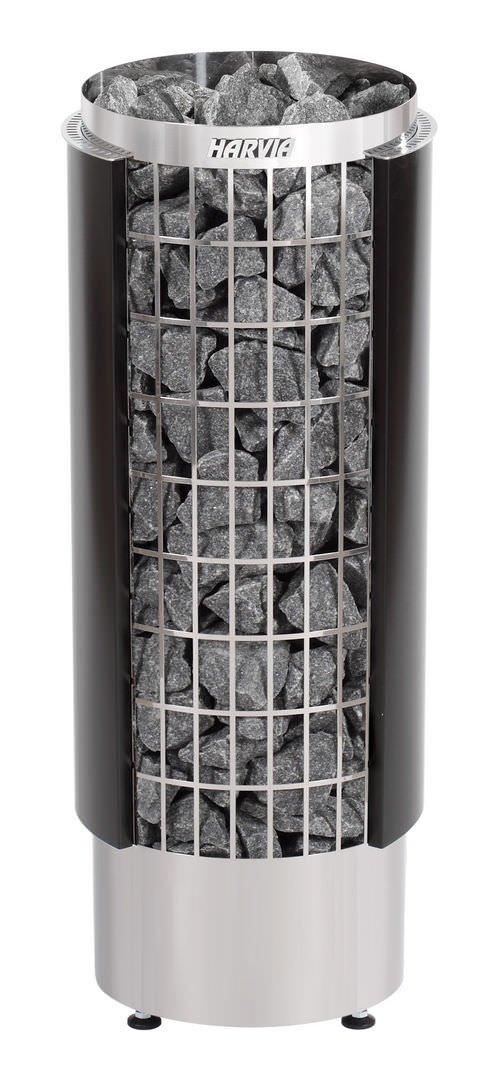 Saunaofen - Harvia Cilindro PC110HEE - Klicken Sie auf das Bild um die Galerie zu öffnen