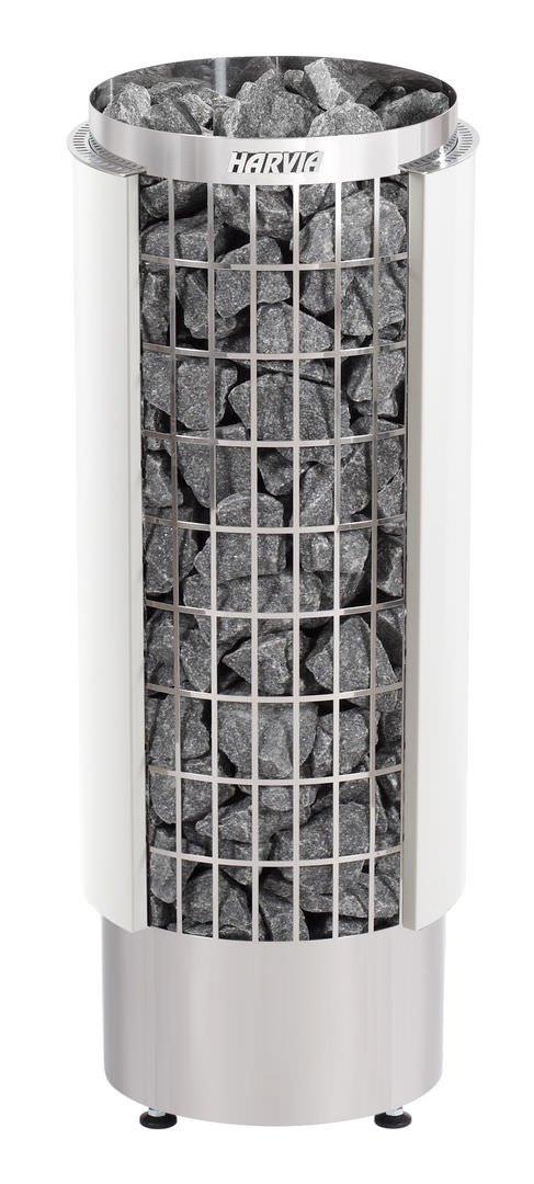 Saunaofen - Harvia Cilindro PC110HE - Klicken Sie auf das Bild um die Galerie zu öffnen