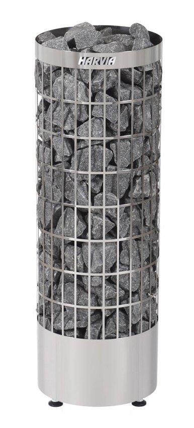 Saunaofen - Harvia Cilindro PC70E - Klicken Sie auf das Bild um die Galerie zu öffnen