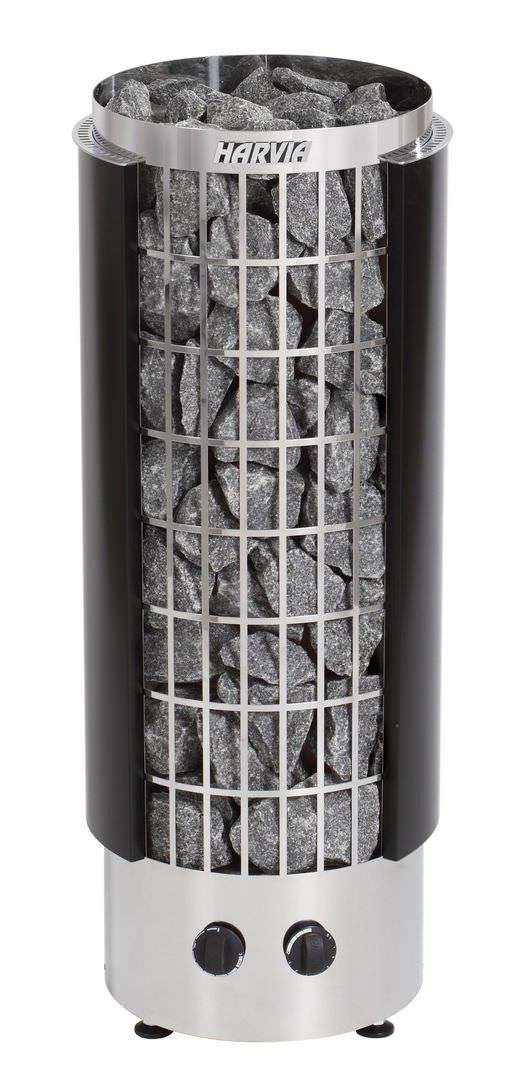 Saunaofen - Harvia Cilindro PC90H - Klicken Sie auf das Bild um die Galerie zu öffnen