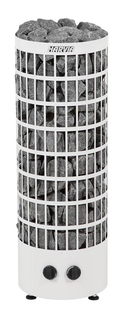 Saunaofen - Harvia Cilindro PC90 - Klicken Sie auf das Bild um die Galerie zu öffnen