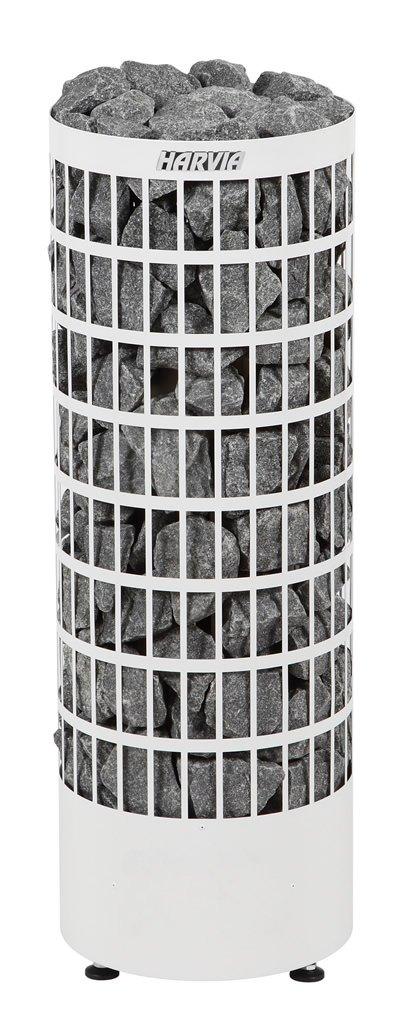 Saunaofen - Harvia Cilindro PC90E - Klicken Sie auf das Bild um die Galerie zu öffnen
