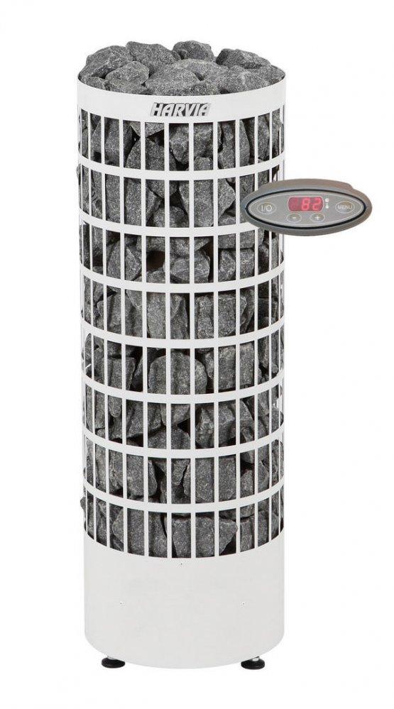 Saunaofen - Harvia Cilindro PC90EE - Klicken Sie auf das Bild um die Galerie zu öffnen