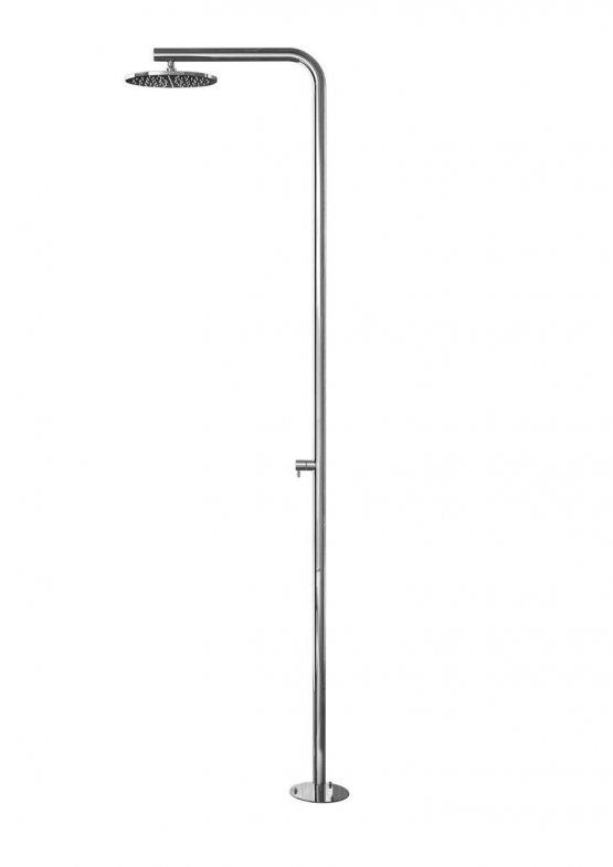 Gartendusche - Fontealta Classy C40 - Klicken Sie auf das Bild um die Galerie zu öffnen