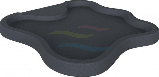 Bodenplatte - Arkema Lake - Klicken Sie auf das Bild um die Galerie zu öffnen