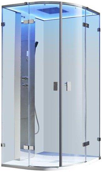 Dampfdusche - AWT LD110F15 - Klicken Sie auf das Bild um die Galerie zu öffnen