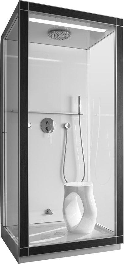 Dampfdusche - Duravit St. Trop - Klicken Sie auf das Bild um die Galerie zu öffnen