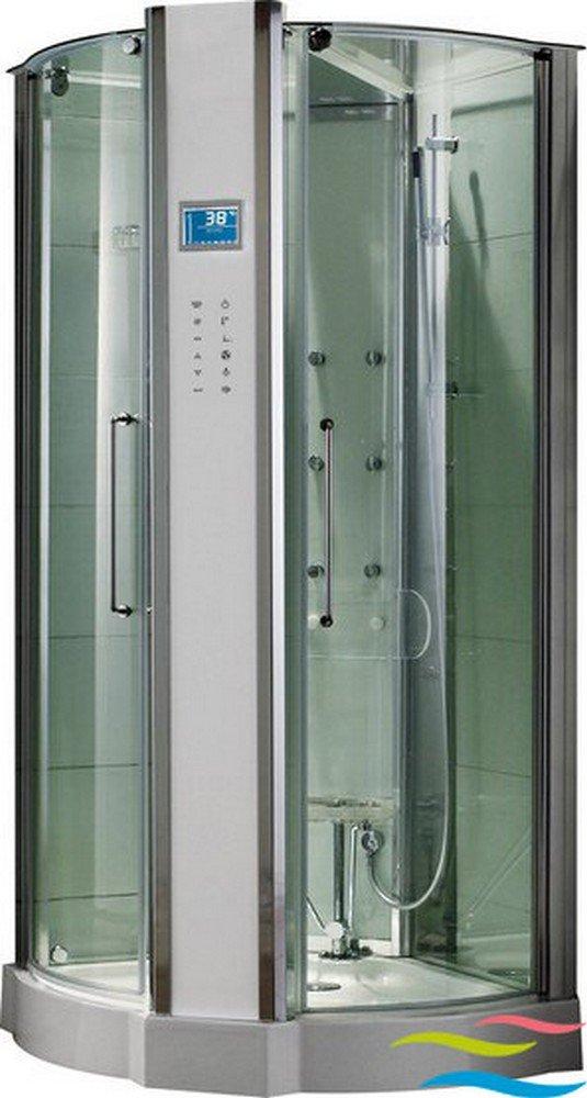 Dampfdusche - Grande Home WS119 - Klicken Sie auf das Bild um die Galerie zu öffnen