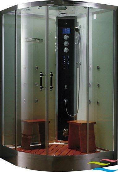 Dampfdusche - Grande Home WS105 - Klicken Sie auf das Bild um die Galerie zu öffnen