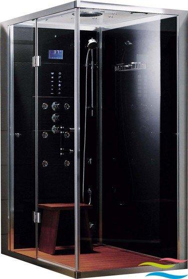 Dampfdusche - Grande Home WS120 - Klicken Sie auf das Bild um die Galerie zu öffnen