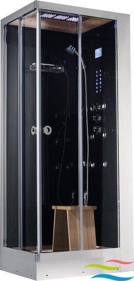 Dampfdusche - Grande Home WS128T - Klicken Sie auf das Bild um die Galerie zu öffnen