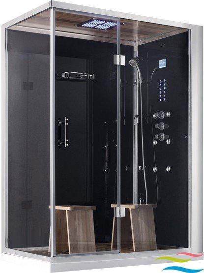 Dampfdusche - Grande Home WS141T - Klicken Sie auf das Bild um die Galerie zu öffnen