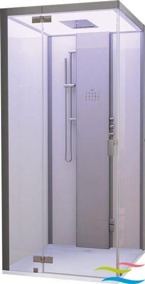 Dampfdusche - Hoesch SensePerience - Klicken Sie auf das Bild um die Galerie zu öffnen