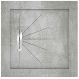 Duschwanne - Bathco Beton - Klicken Sie auf das Bild um die Galerie zu öffnen