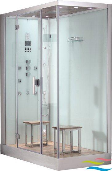 Dampfdusche - Eago DZ961-1F8 - Klicken Sie auf das Bild um die Galerie zu öffnen