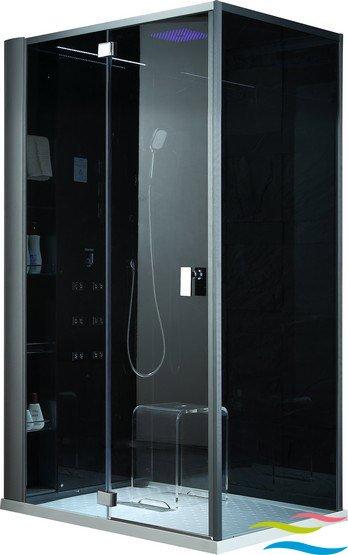 Dampfdusche - Eago DZ987-1F9 - Klicken Sie auf das Bild um die Galerie zu öffnen