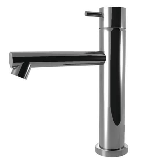 Waschtischarmatur - Ritmonio Diametro35 Inox E0BA0123D - Klicken Sie auf das Bild um die Galerie zu öffnen