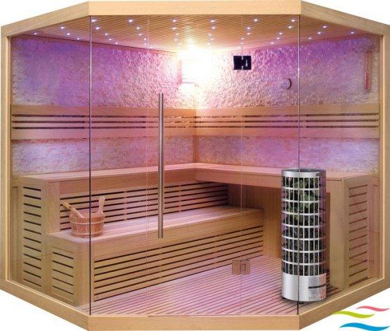 Sauna - AWT E1101 - Klicken Sie auf das Bild um die Galerie zu öffnen