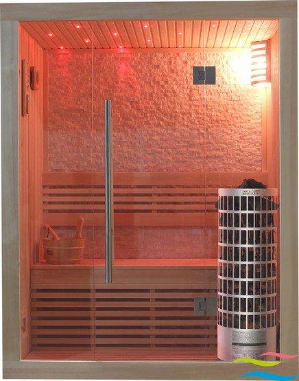 Sauna - AWT E1103 - Klicken Sie auf das Bild um die Galerie zu öffnen