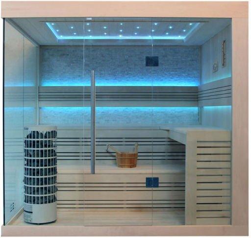 Sauna - AWT E1246 - Klicken Sie auf das Bild um die Galerie zu öffnen