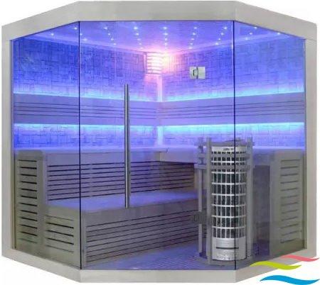 Sauna - AWT E1211 - Klicken Sie auf das Bild um die Galerie zu öffnen
