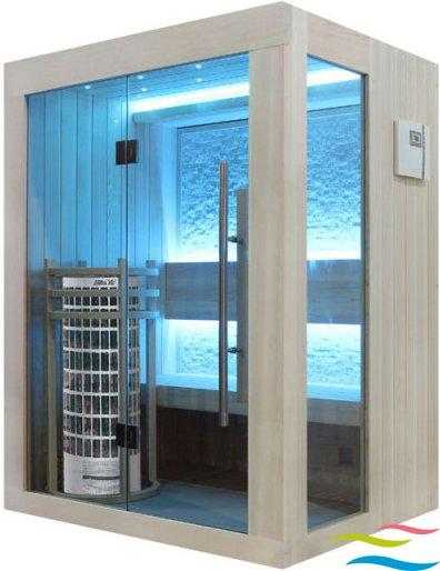 Sauna - AWT E1252 - Klicken Sie auf das Bild um die Galerie zu öffnen