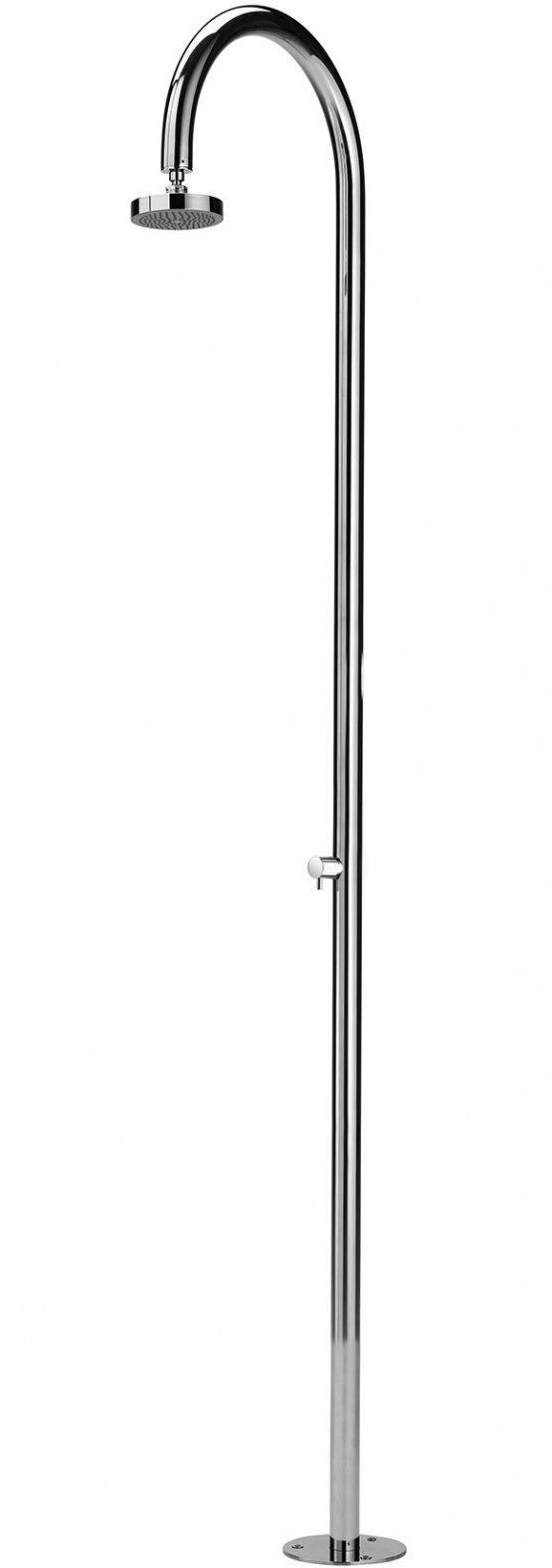 Gartendusche - Fontealta Origo C50 - Klicken Sie auf das Bild um die Galerie zu öffnen
