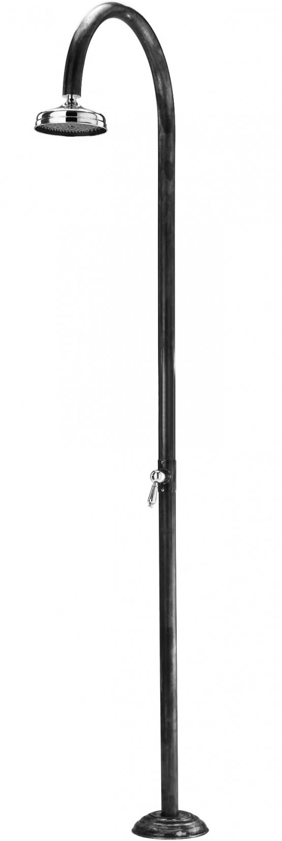 Gartendusche - Fontealta Origo C50 R - Klicken Sie auf das Bild um die Galerie zu öffnen