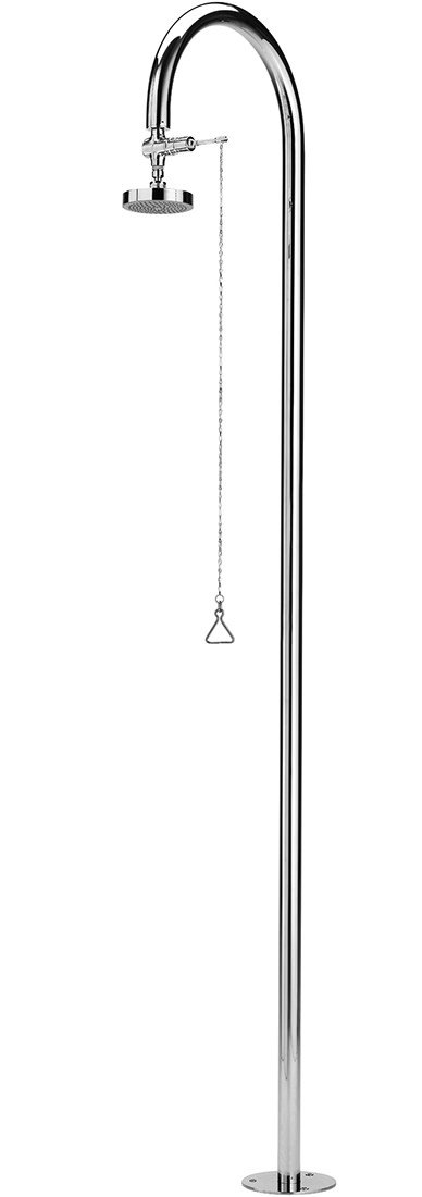Gartendusche - Fontealta Origo C50 T - Klicken Sie auf das Bild um die Galerie zu öffnen