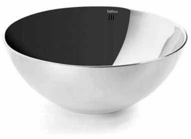 Aufsatzwaschbecken - Bathco Gama - Klicken Sie auf das Bild um die Galerie zu öffnen