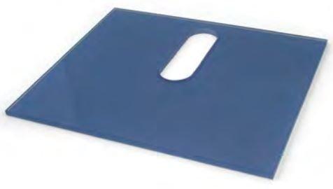 Waschtischplatte - Bathco Glas Top - Klicken Sie auf das Bild um die Galerie zu öffnen