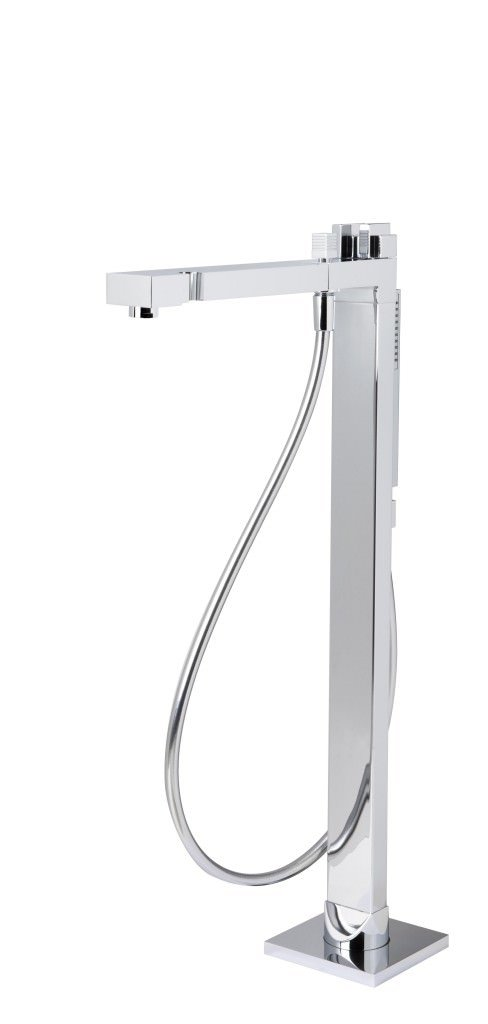 Standarmatur-Badewanne - Tender Rain 852321 & 852341 - Klicken Sie auf das Bild um die Galerie zu öffnen